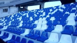 დინამო არენა - განახლებული სკამები [საფეხბურთო საიტი GOAL.GE ]