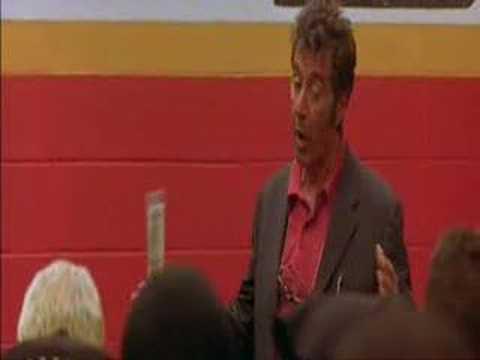 Escena Discurso Final Al Pacino Un Domingo Cualquiera