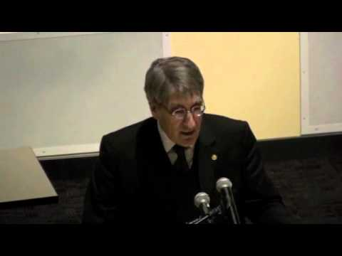 Lecture: Law, God, and Human Dignity - Part 2, Robert George, February 17, 2011