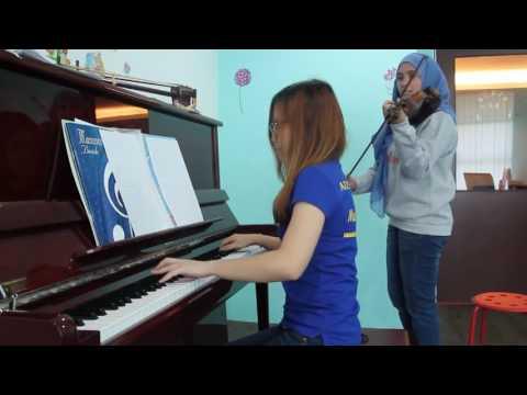 Humood Alkhuder Kun Anta Violin Cover