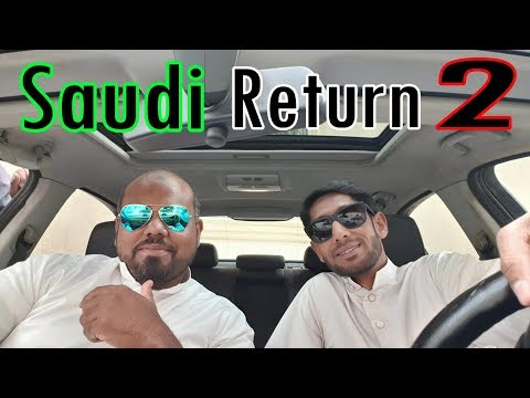 Saudi Return 2 | hyderabadi comedy | Deccan Drollz