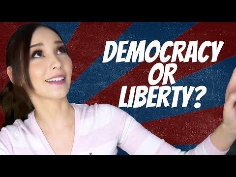 Liberty vs. Democracy   Why Majority Rule Isn