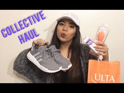 COLLECTIVE HAUL   Ulta, Forever 21, and Adidas