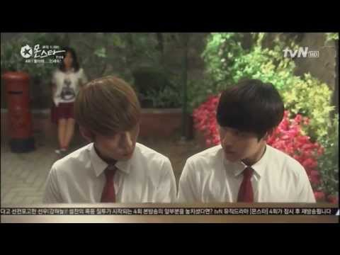 [Monstar] Seolchan & Sunwoo ~ Piano Duet (Canon Variations)