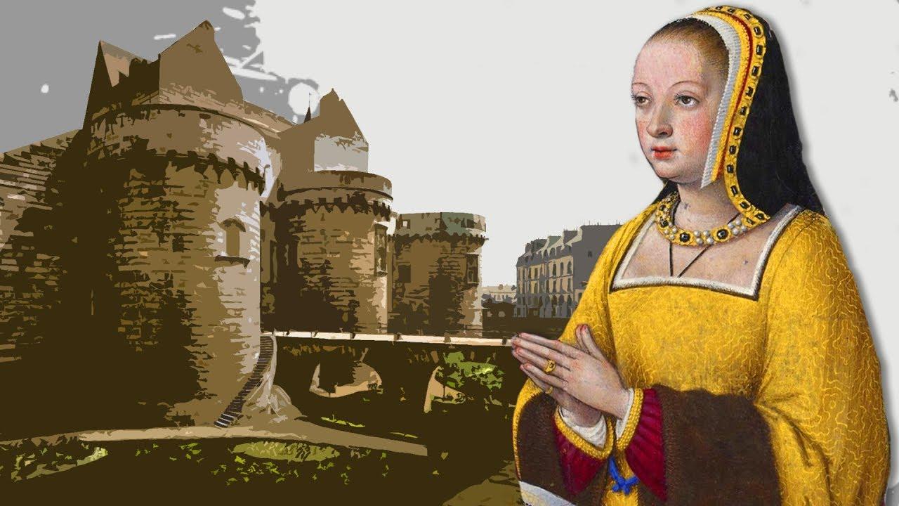 La folle histoire du Château d'Anne de Bretagne
