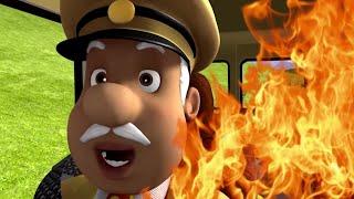 Feuerwehrmann Sam Deutsch 🌟Neue Folgen 🌟Der Schulbus brennt! 🚒Kinderfilm | WildBrain