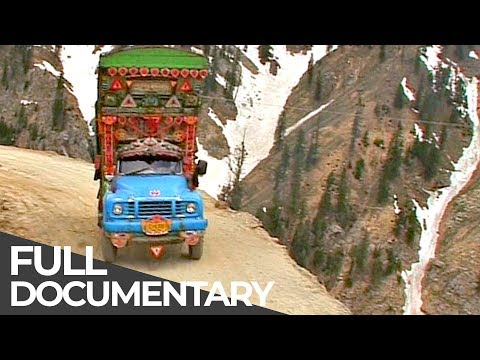 Deadliest Roads   Pakistan   Free Documentary