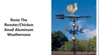 Rooster Weathervane - A Classic Choice For Your Home, Cupola, Or Shed
