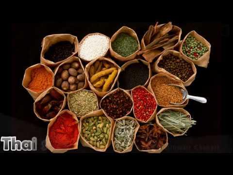 Thai spices standard