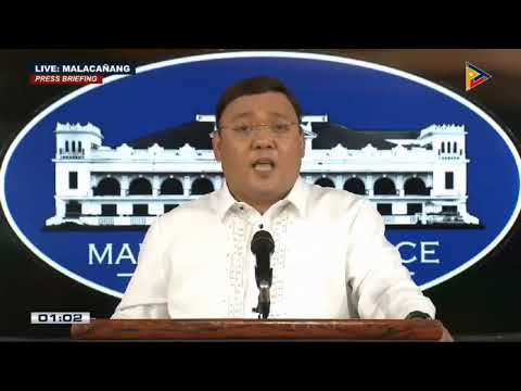 Harry Roque virtual press briefing | Thursday, June 18