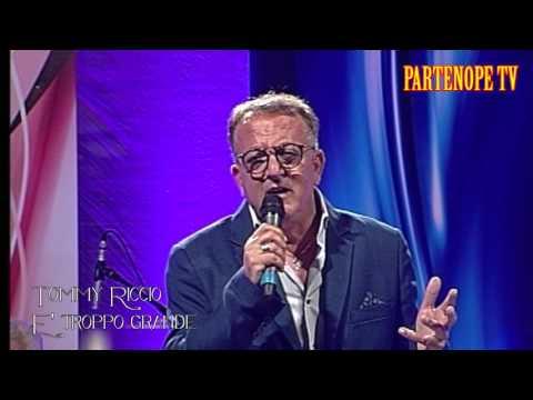 """Tommy Riccio """" E' troppo grande """" Ricordando Mauro Caputo. Regia Enzo De Vito"""