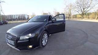 Audi A4 Allroad 2011 3 0 Tdi Youtube