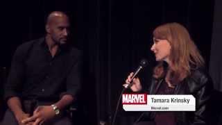 Marvel's Agents of S.H.I.E.L.D.: Mack on Season 2