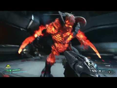 Doom Eternal [Switch/PS4/XOne/PC] Quakecon 2018 Slayer Gameplay Demo