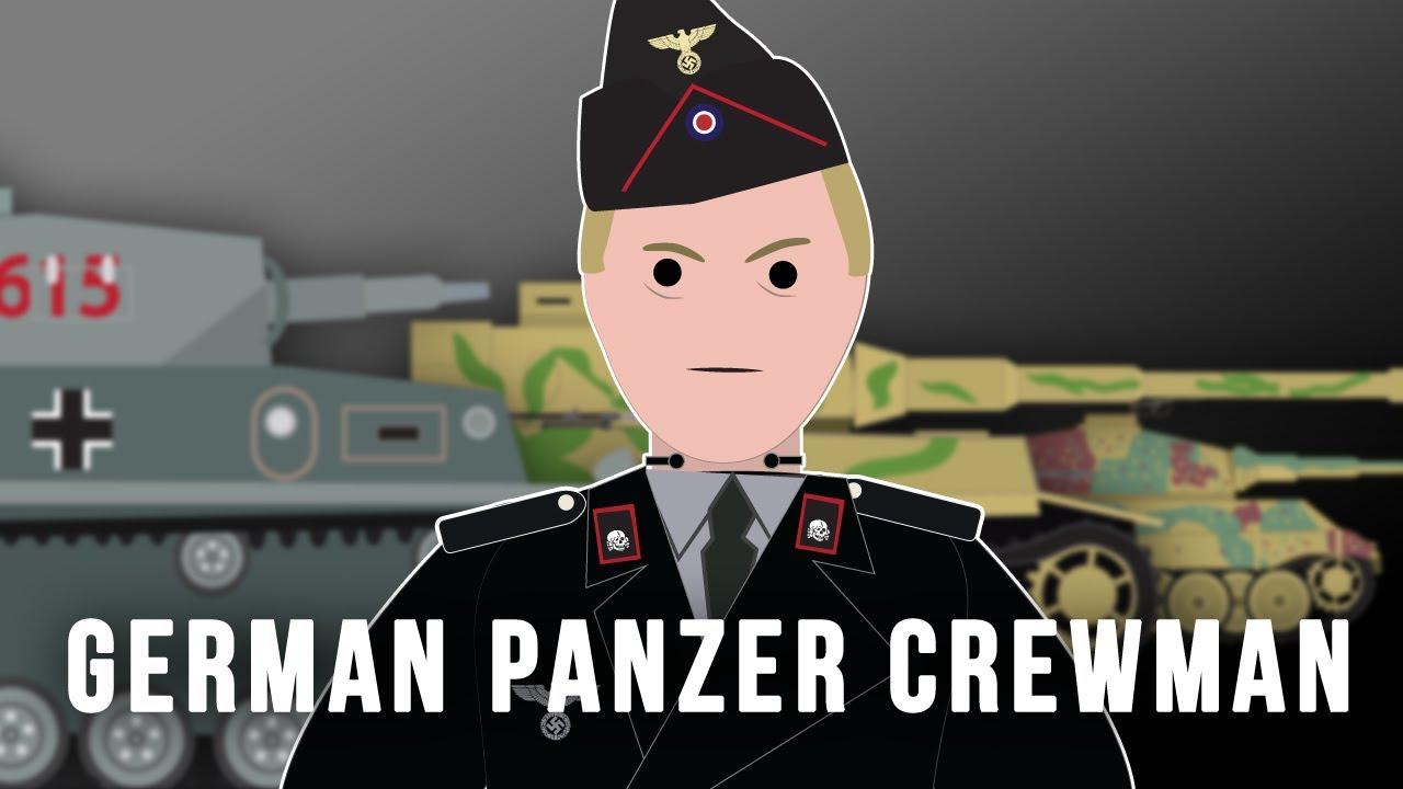 Panzer Crewman World War Ii Youtube