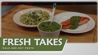 Kale And Nut Pesto: Fresh Takes