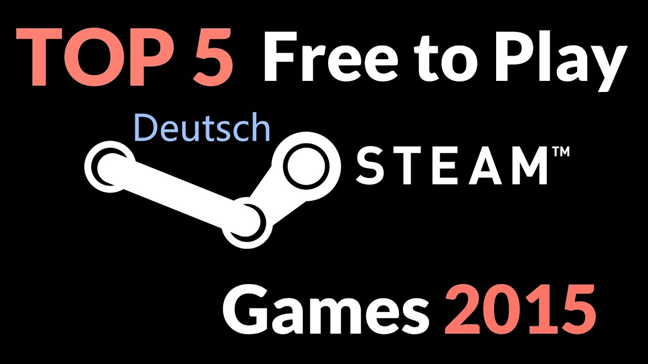steam games how to play