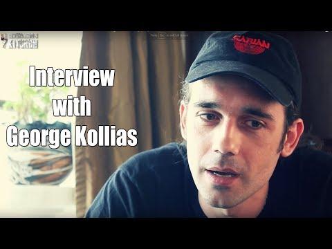 Headbanger's Kitchen - Episode 4 - Interview with George Kollias (Nile)
