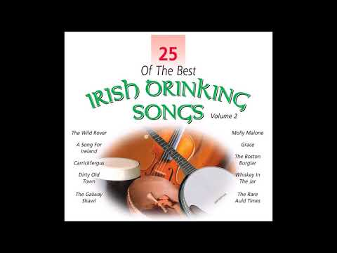 25 Of The Best Irish Pub Songs Vol.2 | Full Album