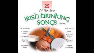 25 Of The Best Irish Pub Songs Vol.2 | Full Album