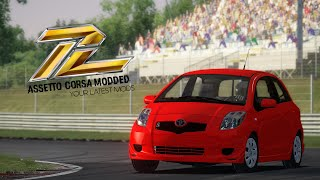 Assetto Corsa - Toyota Yaris 2010 + DOWNLOAD