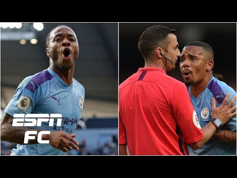Man City vs. Tottenham analysis: Raheem Sterling's 'world class' & VAR controversy | Premier League