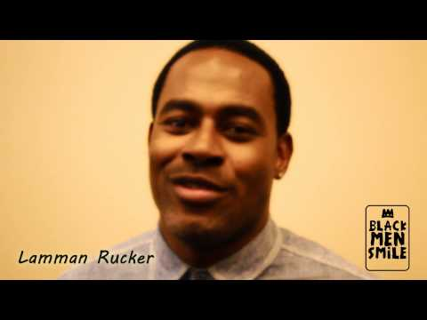 Lamman Rucker - Black Men Smile - YouTube