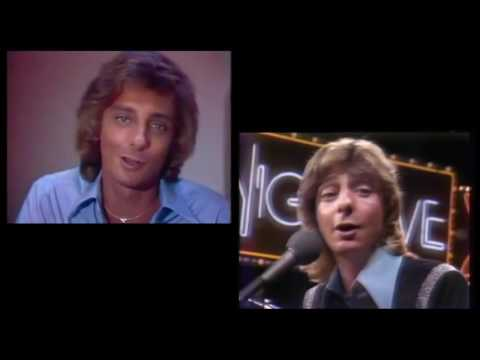 Barry Manilow (Quad Mix) I Write The Songs HD 1975