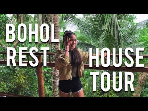 BOHOL REST HOUSE TOUR | Sarah Perez