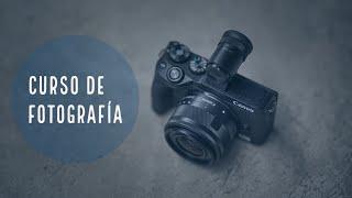 🎏 CURSO DE FOTOGRAFÍA BÁSICA - PARTE 1 DE 12 (CURSO MASTER CARA DA FOTO) 💁