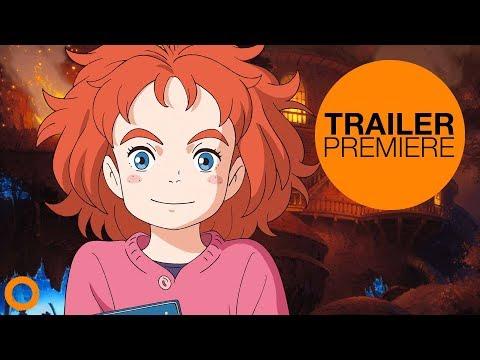 Mary und die Blume der Hexen – Trailer Premiere (deutsch)