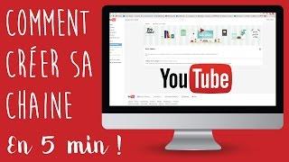 Comment créer sa chaîne Youtube en 5 min [Tuto 2016] - Web Addict thumbnail
