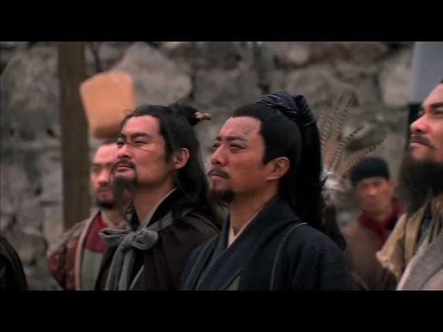 DVD『劇場版 水滸伝』予告編(1分版)