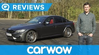 BMW M3 Competition Package 2018 review | Mat Watson Reviews
