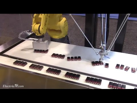 Mesmerizing Robots at Work