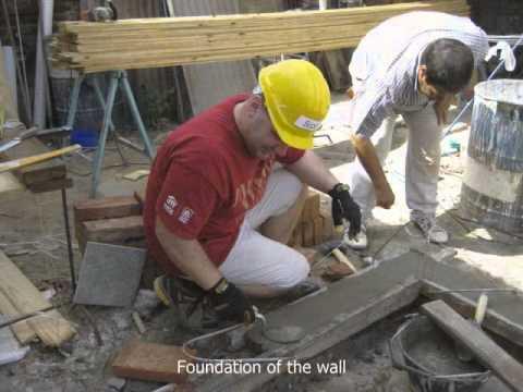 2013 Santa Fe Argentina Build Trip