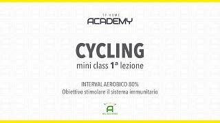 CYCLING - LEZIONE  1