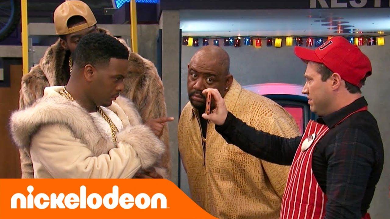 Nickelodeon sesso videonero ragazza mozziconi