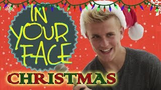 in your face with jake paul christmas edition