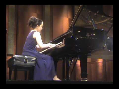 Cliburn 2009 Mayumi Sakamoto