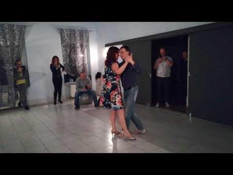 Slava Ivanov, Patrycja Kamińska: Tango Workshops Summary