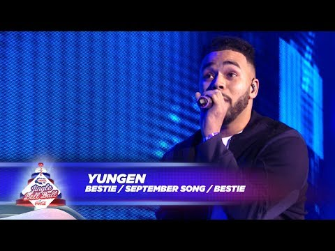 Yungen - 'Bestie' - (Live At Capital's Jingle Bell Ball 2017)