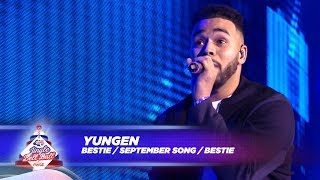 Yungen - 'Bestie' - (Live At Capital's Jingle Bell Ball 2017)