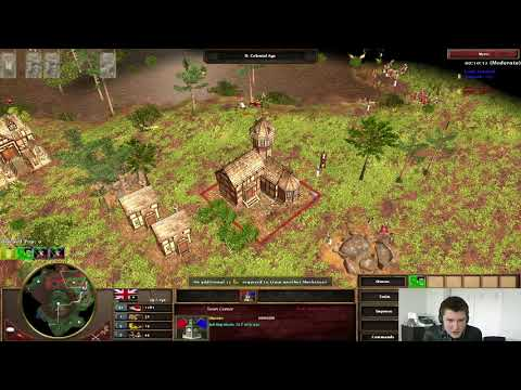 🌟$1500 GRAND FINALS: BlackStar_OP vs LordRaphael — ESOC Spring Tournament 2017 [AoE3] from YouTube · Duration:  4 hours 11 minutes 55 seconds