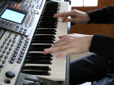 GREEN ONIONS organ improvisation by Elia Pascoli