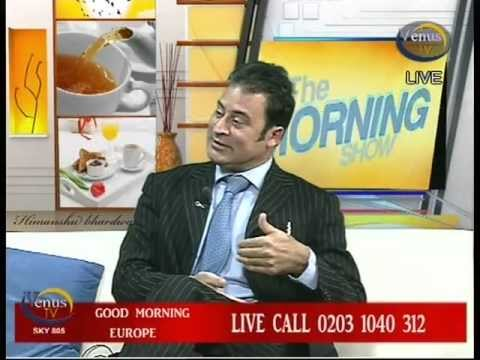Asif Khan live on Venus TV