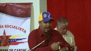 Alcalde J.R.López anuncia Proyectos Socioproductivos para el Municipio Caroní