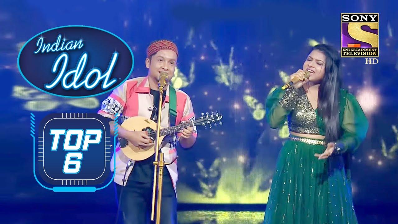 """Download Pawandeep और Arunita की """"Tujhe Dekha To"""" पे यह Chemistry है कमाल की   Indian Idol   Top 6"""