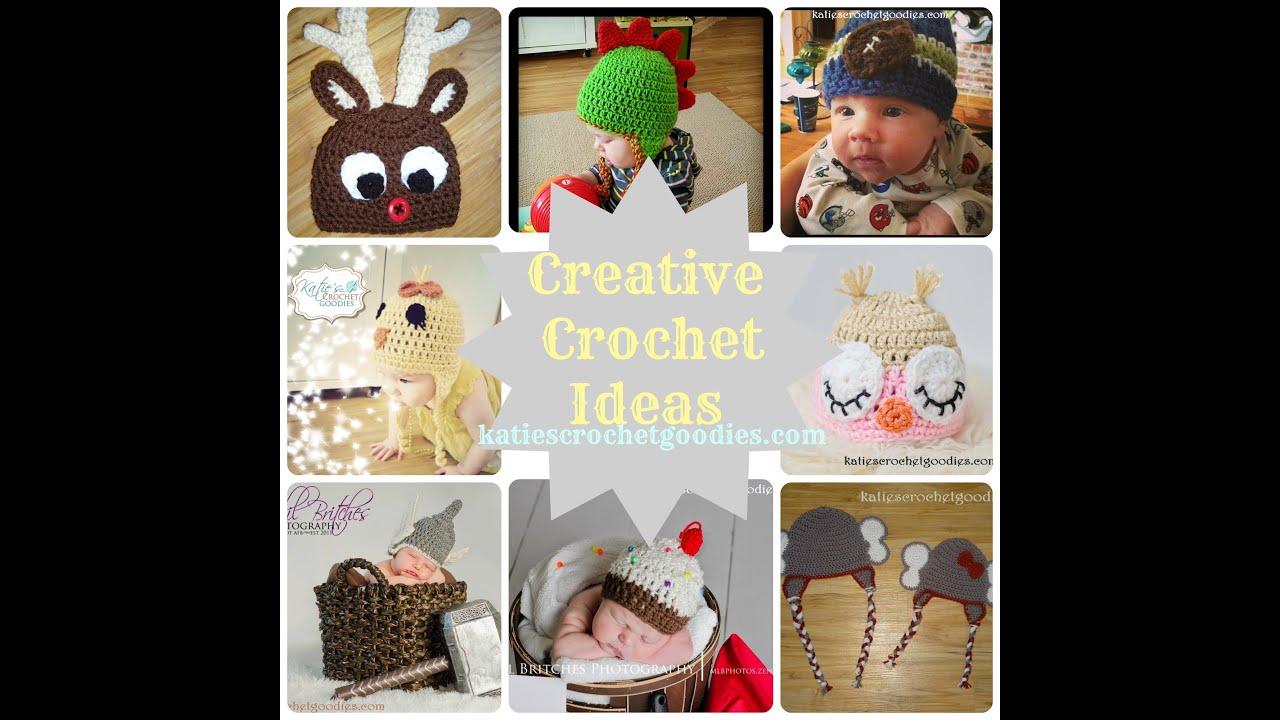 Katie\'s Crochet Goodies Slideshow - YouTube