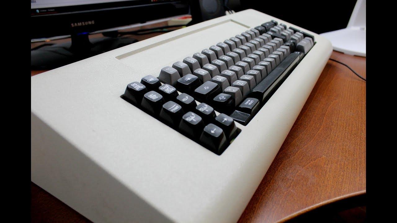 IBM 5251 keyboard review (beamsprings)